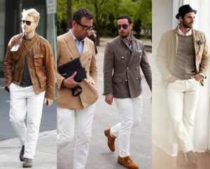 Calça branca 04
